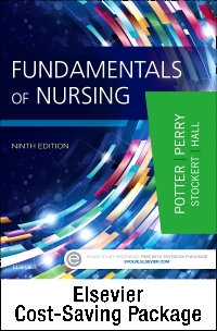 cover image - Fundamentals of Nursing - Text and Virtual Clinical Excursions 3.0 Package,9th Edition