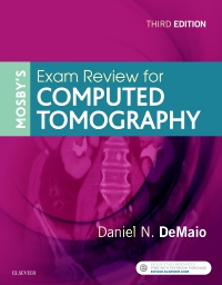 cover image - Mosby's Exam Review for Computed Tomography,3rd Edition