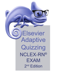 cover image - Elsevier Adaptive Quizzing for the NCLEX-RN Exam (36-Month),2nd Edition