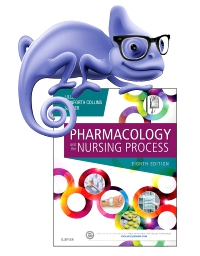 cover image - Elsevier Adaptive Quizzing for Pharmacology and the Nursing Process,8th Edition