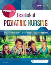 cover image - Evolve Resources for Wong's Essentials of Pediatric Nursing,10th Edition