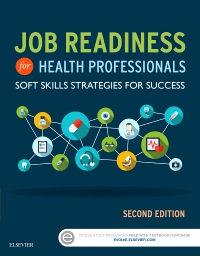 cover image - Job Readiness for Health Professionals,2nd Edition