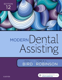 cover image - Modern Dental Assisting,12th Edition