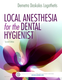 cover image - Local Anesthesia for the Dental Hygienist - Elsevier eBook on VitalSource,2nd Edition