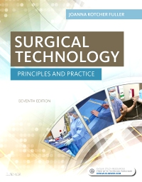 cover image - Surgical Technology - Elsevier eBook on VitalSource,7th Edition
