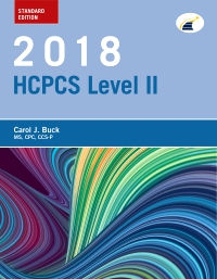 cover image - 2018 HCPCS Level II Standard Edition