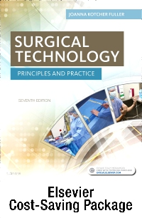 cover image - Surgical Technology - Text and Workbook Package,7th Edition