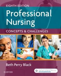 cover image - Professional Nursing - Elsevier eBook on VitalSource,8th Edition