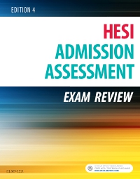 cover image - Evolve Resources for Admissions Assessment Exam Review,4th Edition