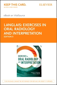 cover image - Exercises in Oral Radiology and Interpretation - Elsevier eBook on VitalSource (Retail Access Card),5th Edition
