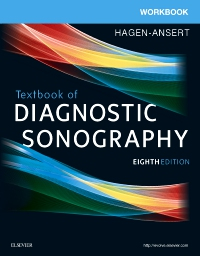 cover image - Workbook for Textbook of Diagnostic Sonography,8th Edition
