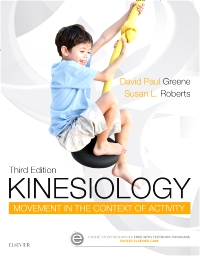 cover image - Evolve Learning Resources for Kinesiology,3rd Edition