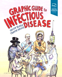cover image - Graphic Guide to Infectious Disease