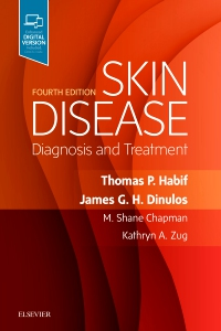 cover image - Skin Disease,4th Edition