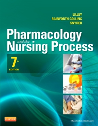 cover image - PART LWD - Pharmacology and the Nursing Process - eBook on VitalSource,7th Edition
