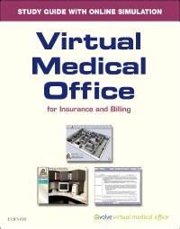 cover image - Virtual Medical Office for Insurance eWorkbook