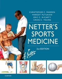 cover image - Netter's Sports Medicine Elsevier eBook on VitalSource,2nd Edition