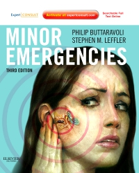 cover image - Minor Emergencies Elsevier eBook on VitalSource,3rd Edition