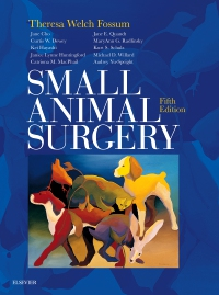 cover image - Small Animal Surgery Elsevier eBook on VitalSource,5th Edition