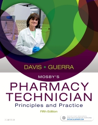 cover image - Mosby's Pharmacy Technician,5th Edition