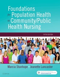 cover image - Foundations for Population Health in Community/Public Health Nursing - Elsevier eBook on VitalSource,5th Edition