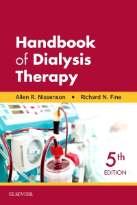 cover image - Handbook of Dialysis Therapy E-Book,5th Edition