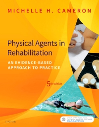 cover image - Evolve Resources for Physical Agents in Rehabilitation,5th Edition