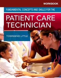 cover image - Workbook for Fundamental Concepts and Skills for the Patient Care Technician - Elsevier eBook on VST