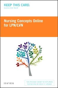 cover image - Nursing Concepts Online for LPN/LVN