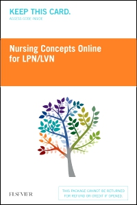 cover image - Nursing Concepts Online for LPN/LVN (Access Card)