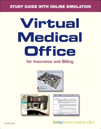 cover image - Virtual Medical Office for Insurance Workbook with Access Card