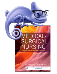 cover image - Elsevier Adaptive Quizzing for Medical-Surgical Nursing – Nursing Concepts,8th Edition