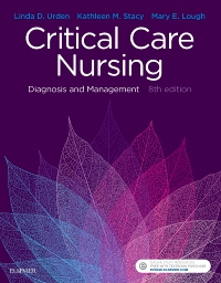 cover image - Evolve Resources for Critical Care Nursing,8th Edition