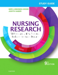 cover image - Study Guide for Nursing Research,9th Edition