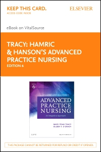 cover image - Hamric & Hanson's Advanced Practice Nursing - Elsevier eBook on VitalSource (Retail Access Card),6th Edition