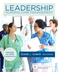 cover image - Evolve Resources for Leadership and Nursing Care Management,6th Edition