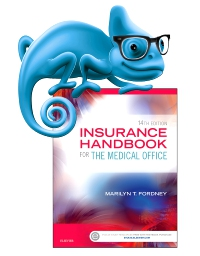 cover image - Elsevier Adaptive Learning for Insurance Handbook for the Medical Office,14th Edition