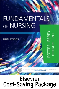 cover image - Fundamentals of Nursing - Text and Elsevier Adaptive Learning Package,9th Edition