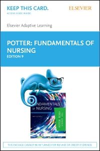cover image - Elsevier Adaptive Learning for Fundamentals of Nursing (Access Card),9th Edition