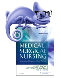 cover image - Elsevier Adaptive Quizzing for Medical-Surgical Nursing,10th Edition