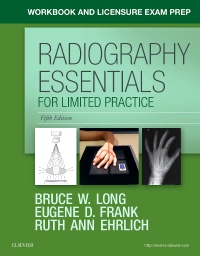 cover image - Workbook and Licensure Exam Prep for Radiography Essentials for Limited Practice,5th Edition