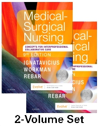 cover image - Medical-Surgical Nursing,9th Edition