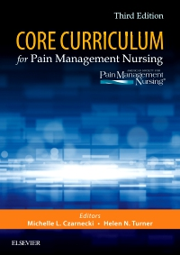 cover image - Core Curriculum for Pain Management Nursing,3rd Edition