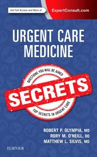 cover image - Urgent Care Medicine Secrets