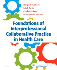cover image - Evolve Resources for Foundations of Interprofessional Collaborative Practice in Health Care