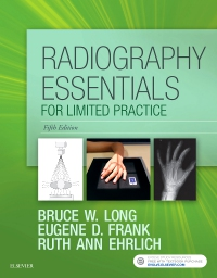 cover image - Radiography Essentials for Limited Practice - Elsevier eBook on VitalSource,5th Edition