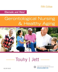 cover image - Evolve Resources for Ebersole and Hess' Gerontological Nursing & Healthy Aging,5th Edition