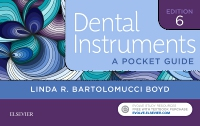 cover image - Dental Instruments,6th Edition