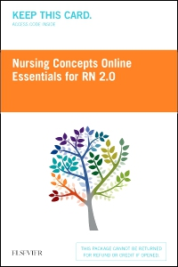 cover image - Nursing Concepts Online Essentials for RN 2.0 (Access Card),2nd Edition