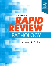 cover image - Rapid Review Pathology,5th Edition